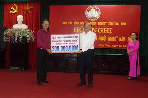 Thái Bình: 1,35 tỷ đồng ủng hộ người nghèo trong ngày đầu phát động