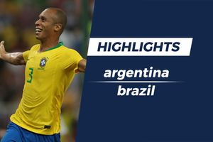 Highlights Neymar kiến tạo phút 90+3, ĐT Brazil đánh bại Argentina