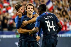 Griezmann lập cú đúp, ĐT Pháp ngược dòng hạ Đức ở Nations League