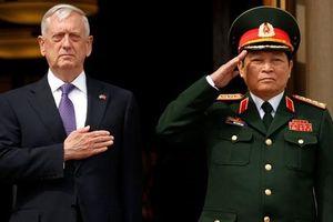 'VN ngày càng quan trọng trong chiến lược quốc phòng của Mỹ'