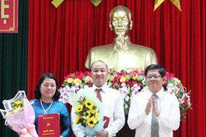 Giám đốc Sở Tài nguyên - Môi trường Đà Nẵng làm Bí thư quận Cẩm Lệ