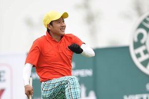 Danh thủ Hồng Sơn đam mê golf không kém bóng đá