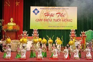 Quận Thanh Xuân khai mạc hội thi Giai điệu tuổi hồng