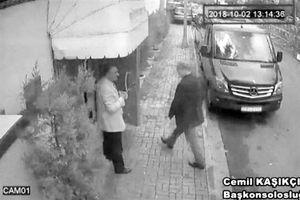 Thổ Nhĩ Kỳ đã có bằng chứng sát hại bên trong tòa lãnh sự Ảrập?
