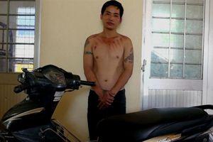 Bến Tre: Bắt gọn đối tượng trộm xe gắn máy