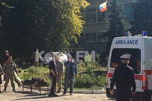 Khủng bố kinh hoàng ở Crimea, 60 thương vong?