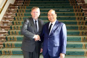 Thủ tướng gặp Chủ tịch Hạ viện Bỉ