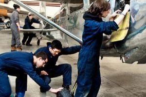 Thu nhập của nhân viên DN bảo dưỡng máy bay gấp 1,5 lần phi công Vietjet