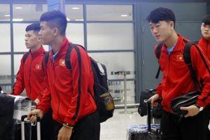 ĐT Việt Nam tới Hàn Quốc, đấu đội bóng cũ của Xuân Trường