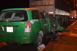 Tai nạn giao thông trên cầu Cần Thơ, 3 người tử vong tại chỗ