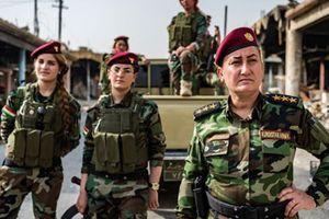 NGƯỜI HÙNG CHỐNG BẠO LỰC TÌNH DỤC: Đội quân 'Con gái mặt trời'
