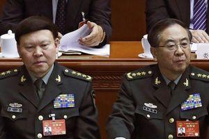 Trung Quốc khai trừ đảng, tước quân hàm tướng tự vẫn