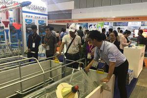 368 đơn vị đến từ 46 quốc gia tham gia triển lãm công nghệ mới trong chăn nuôi, thủy sản