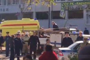 Ít nhất 18 người thiệt mạng, 50 người bị thương trong vụ nổ tại Crimea