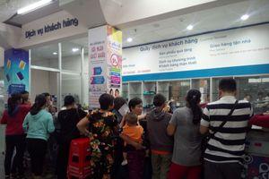 Khách ngỡ ngàng trước tin Co.opmart Đinh Tiên Hoàng đóng cửa