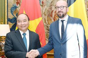 Động lực mới thúc đẩy quan hệ Việt Nam - Bỉ phát triển mạnh mẽ