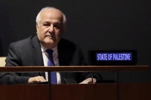 ĐHĐ LHQ nhất trí trao cho Palestine quyền tạm thời giữ chức Chủ tịch G77