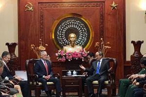 Giải quyết các vấn đề quá khứ và hướng tới mục tiêu quan hệ Đối tác Toàn diện Việt Nam - Hoa Kỳ