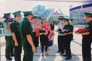 BĐBP Lào Cai giải cứu thành công 76 nạn nhân mua bán người