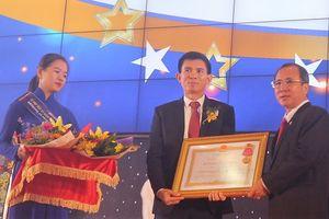 Tôn Đông Á được vinh danh ba hạng mục tại ngày Doanh nhân Việt Nam
