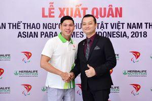 Asian Para Games 2018: Đoàn Việt Nam vượt chỉ tiêu, liên tiếp phá kỷ lục