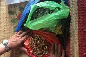 Bắt 3 nghi phạm đột nhập nhà dân trộm 200 cây vàng SJC 9999