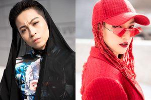Gil Lê, Hoàng Oanh 'nổi loạn' tại 'Seoul Fashion Week'
