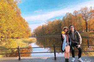 Tuyệt đẹp mùa thu vàng nước Nga qua lăng kính của du học sinh