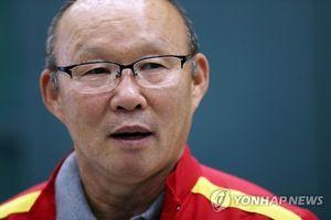Báo chí Hàn Quốc theo sát HLV Park Hang-seo và tuyển Việt Nam