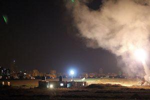 Chiến đấu cơ Israel không kích Dải Gaza để trả đũa