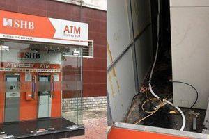Khởi tố vụ án gài mìn cây ATM ở Quảng Ninh