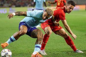 Bỉ đánh rơi chiến thắng trước Hà Lan