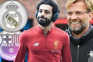 Salah tháo chạy khỏi Liverpool, Real gạ đổi Bale lấy Hazard