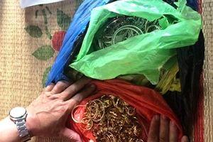 Từ Thái Bình đến Ninh Bình đột nhập biệt thự, trộm hơn 200 lượng vàng