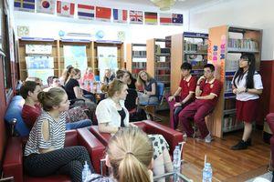 Học sinh TPHCM sẽ giao lưu với học sinh New Zealand