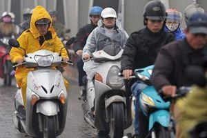 Thời tiết 17/10: Bắc Bộ mưa lạnh vào đêm và sáng sớm, Nam Bộ có mưa dông