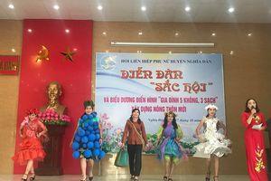 Sôi nổi các hoạt động kỷ niệm 'Ngày Phụ nữ Việt Nam'