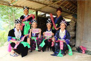 Đề án của phụ nữ miền núi Nghệ An lọt vào 20 đề án khởi nghiệp xuất sắc toàn quốc