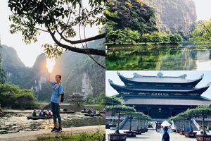 Ninh Bình đẹp 'nín thở' trong chuyến ghé thăm đầy lưu luyến của cô gái 9X Phú Yên