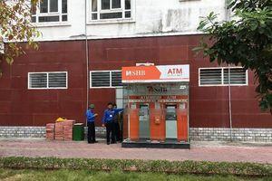 Khởi tố vụ cây ATM của ngân hàng SHB bị gài mìn