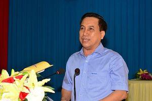 Cách chức Chủ tịch UBND TP Trà Vinh đối với ông Diệp Văn Thạnh