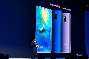 Huawei Mate 20 X chính thức: màn hình 7,2 inch, Kirin 980, tản nhiệt graphene, pin 5000mAh