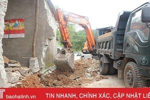 Can Lộc huy động gần 230 tỷ đồng xây dựng nông thôn mới