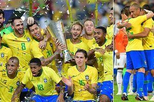 Neymar giúp Brazil đánh bại Argentina không Messi