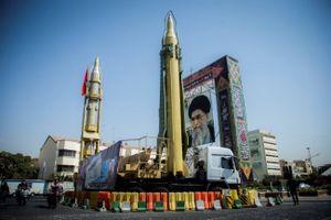 Iran mở rộng tầm bắn tên lửa đất đối hạm