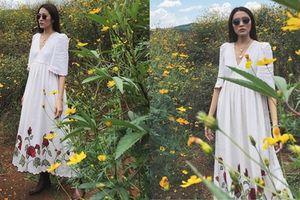 Tăng Thanh Hà như nàng thơ xứ sở mộng mơ trong loạt ảnh du lịch Đà Lạt cùng bạn bè