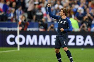 Cận cảnh Pháp lại khiến đội tuyển Đức phải nhận thêm 'trái đắng'
