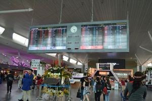 Malaysia siết chặt công tác kiểm tra khách VIP tại sân bay