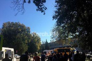 Nga nghi ngờ vụ nổ xảy ra tại Crimea là hành động khủng bố