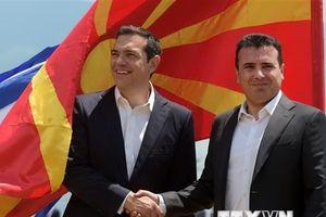 Ngoại trưởng Hy Lạp từ chức vì tranh cãi liên quan đến Macedonia